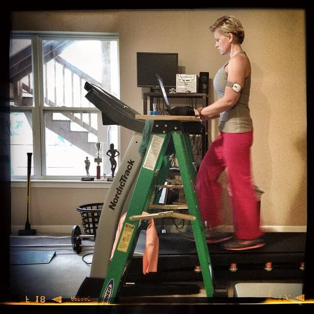 Treadmill Desk Fitbit: How Much Exercise Do I Need To Lose Weight?